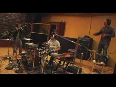 Blake Lewis in Seattle studio