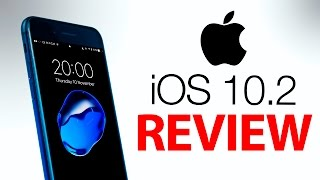 NEW iOS 10.2 - REVIEW! (20+ NEW Features)