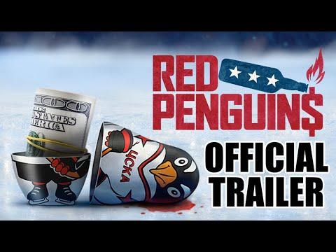 Video trailer för Red Penguins - Official Trailer - Watch It August 4