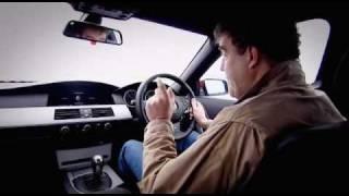 BMW 535d Test