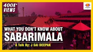 Sabarimala - What you don