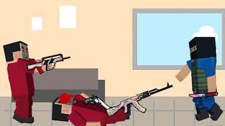 3 мультика по Block Strike:Рисуем мультфильмы 2
