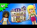 Lego Friends Heartlake GRAND HOTEL 41101 Speed Build