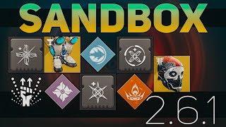 Striker & Dawnblade Nerfs, One-Eyed Mask, & Armor 2.0 Changes (Sandbox 2.6.1)   Destiny 2 Shadowkeep