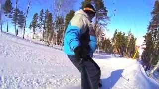 preview picture of video 'ЕЛИКТЫ 2013 Кокшетау ELIKTI SNOWBOARD'