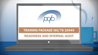 Online training package ISO/TS 16949 automotive QMS