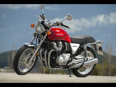 Honda CB 1100 EX   -  New Retro Motorcycle !