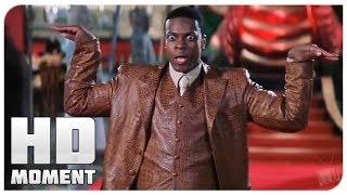 Картер дерется против Ху Ли - Час пик 2 (2001) - Момент из фильма