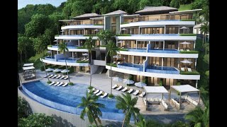 Andamaya Surin | Andaman Sea Views from this Two Bedroom Condo for Rent