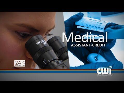 CWI Medical Assistant   Credit Program