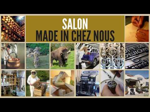 Teaser Salon Made in chez Nous 3 et 4 mars 2018, Musée de l'aventure Peugeot à Sochaux