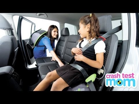 BoostApak Booster Seat – Crash Test Mom Reviews