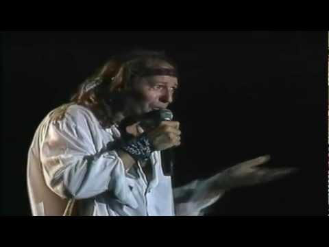 ...Lunedì - Vasco Rossi - Fronte del Palco 1990