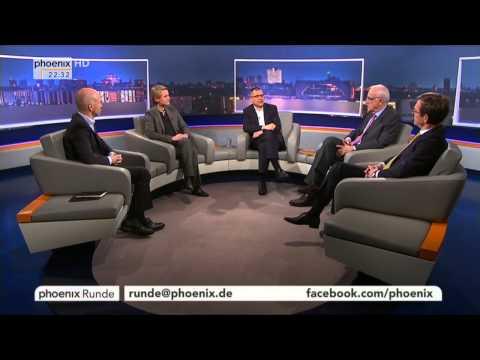 02.2015 Phoenix-Runde: Countdown für Minsk - Letzte Chance auf Frieden?