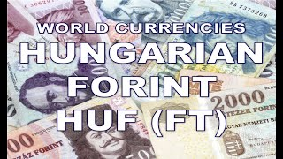 HUF Hungarian forint