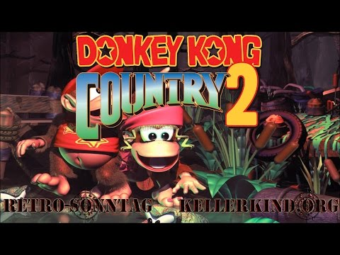 Retro-Sonntag [HD] #021 – Donkey Kong Country 2 – Teil 2 ★ Let's Show Game Classics
