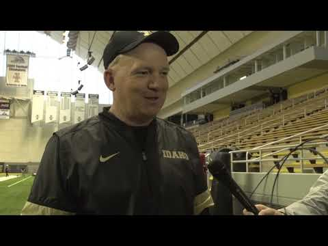 March 25 - Paul Petrino Interview