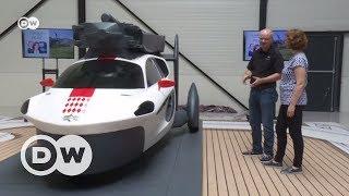Летающие автомобили - мечты или уже реальность?