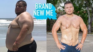 Ultimate Body Transformation: 500lbs to 200lbs | BRAND NEW ME