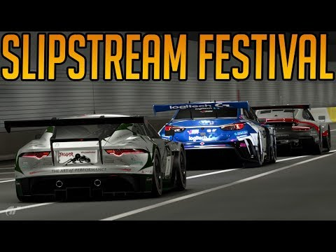 Gran Turismo Sport: The Slipstreaming Festival