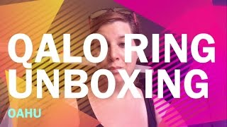 QALO RING REVIEW | Unboxing + First Impression