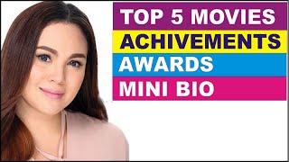Award-Winning Filipina Actress ♥ Claudine Barretto ♥ Mini-Bio ♥ Film Awards ♥ Top Rated Movies