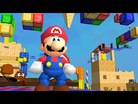 Download Tas Super Mario Star Road Freerun 1 Video 3GP Mp4