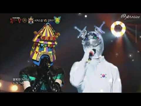 Download King Of Masked Singer 복면가왕 Circus Girl To Juggle Video