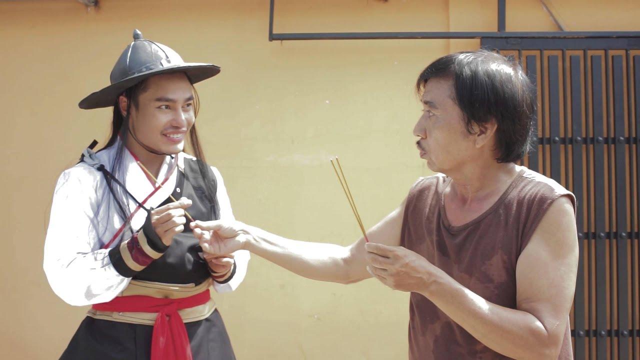 Cửu Âm Chân Kinh ra mắt phim ngắn Hiệp Khách Đi Lạc