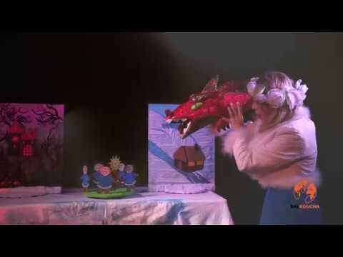 Le Dragon et le porte bonheur Compagnie Balkoucha
