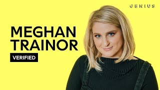 """Meghan Trainor """"No Excuses"""" Official Lyrics & Meaning 