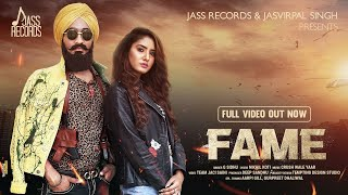 Fame | (Full HD) | G Sidhu | New Punjabi Songs 2020 | Jass Records