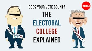 Does your vote count? The Electoral College explained - Christina Greer - Video Youtube