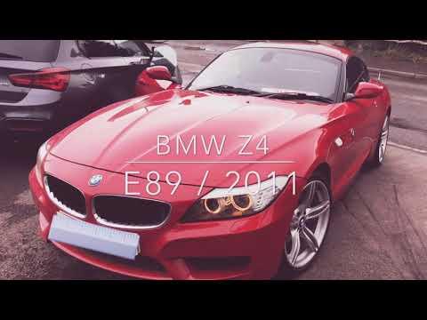 Installing Bimmian Weiss Licht bulbs to a BMW Z4 (E89)