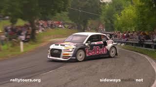 RALLYLEGEND 2019 : WRC, GrpA, GrpB & Sideways action....