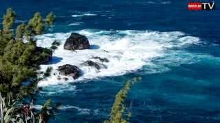 preview picture of video 'Île de la Réunion - Saint Pierre Terre Sainte.'
