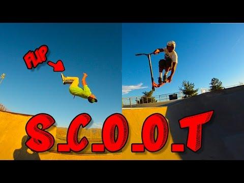 LAYTON UTAH SKATEPARK BANGER GAME OF S.C.O.O.T!!!