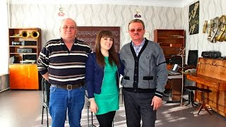 Николай, Александр и Екатерина Гренадер, большое интервью