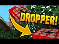TNT DROPPER ATTACK! | Minecraft SKYWARS With PrestonPlayz & Jerome