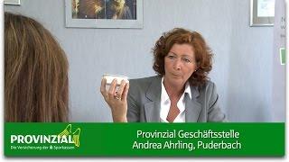 preview picture of video 'Ihre Provinzial Versicherung im Raum Neuwied | Westerwald: Agentur Andrea Ahrling, Puderbach'