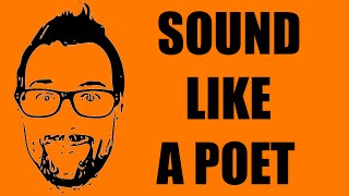 How to use alliteration, assonance & consonance to write better poems