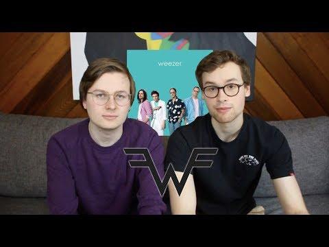 Weezer - Teal Album (ALBUM REVIEW)