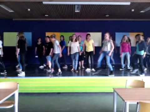 Musical Elzendaalcollege Gennep Mama Mia