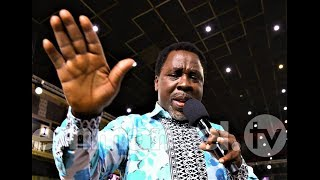 SCOAN 21 /01/18: Powerful Mass Prayer, Prophecy & Deliverance with