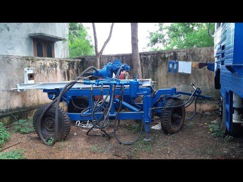 Reverse Circulation Rotary Drilling Machine