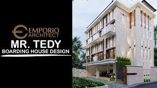 Video Desain Kost Villa Bali 3 Lantai Bapak Tedy di  Jimbaran, Badung, Bali