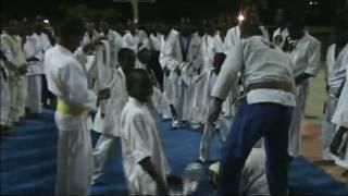 Graduação de Jiu Jitsu em Angola - Mauro (Amarelo)