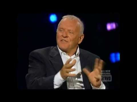 Антъни Хопкинс – урок по актьорско майсторство (видео)