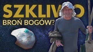 Szkliwo – Ślady użycia wysoko energetycznej broni Bogów-DR Franc Zalewski