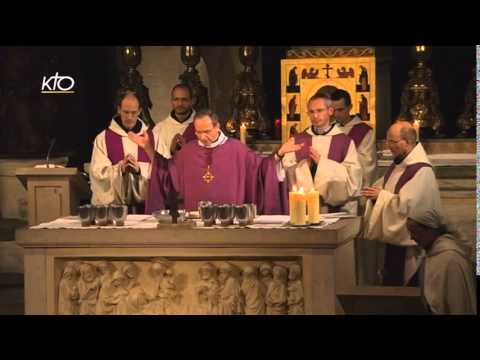 Vêpres et Eucharistie du 14 mars 2015